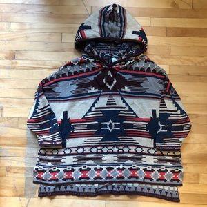 H&M pattern sweater